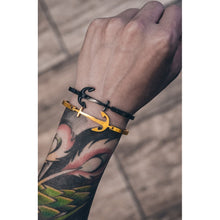 Mister Axle Anchor Men Bracelet Jewelry