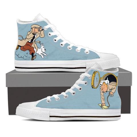 Tintin Shoes V2
