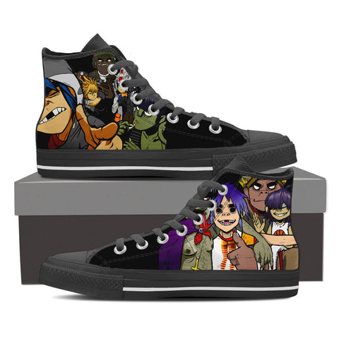 Gorillaz Shoes V2