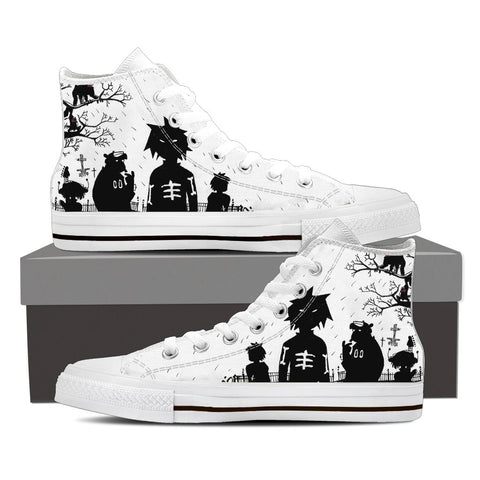 Gorillaz Shoes V4