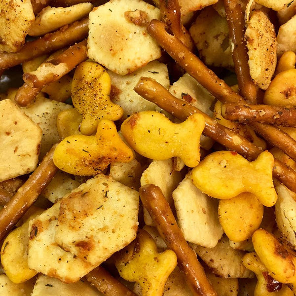 Geaux Fish Snack Mix