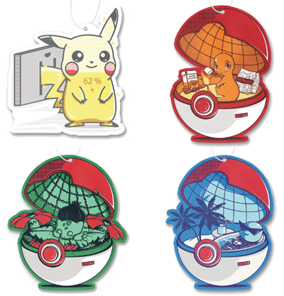 Video Game Air Fresheners