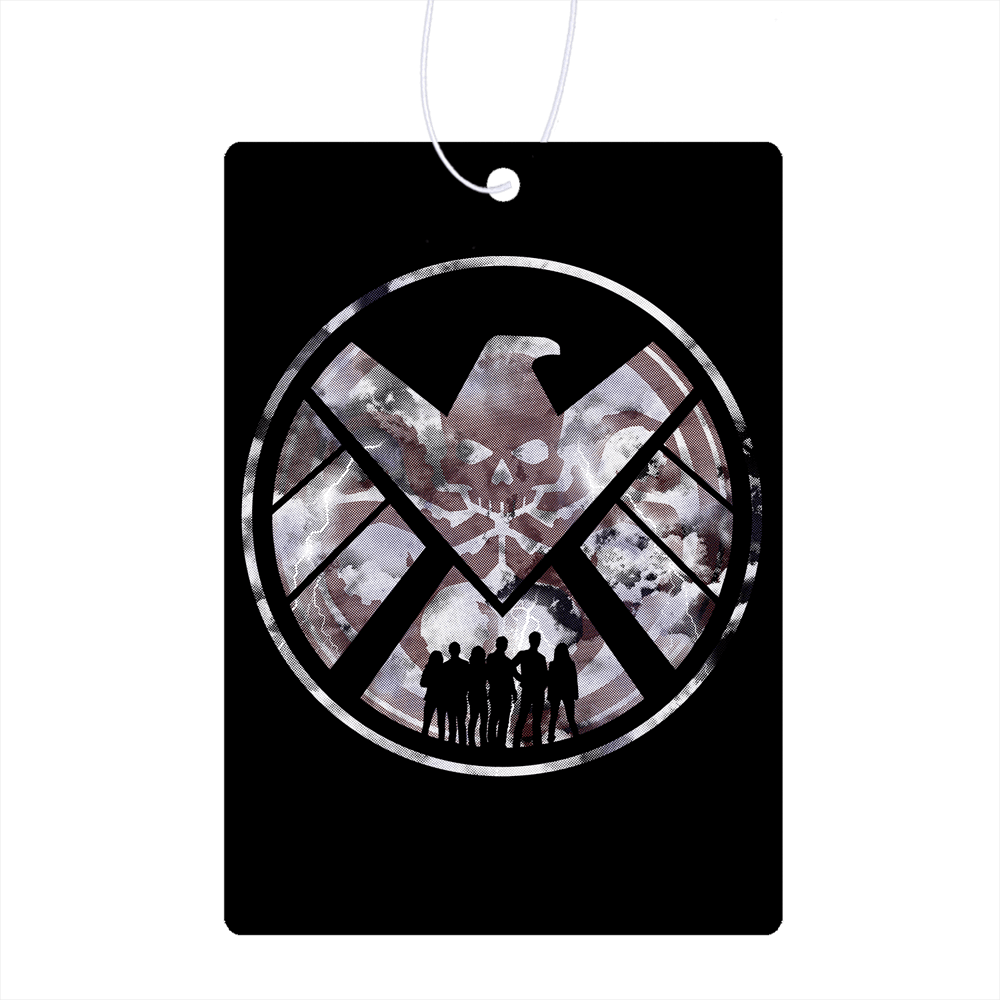Agents Of Treason Air Freshener
