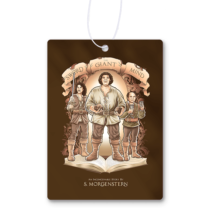 An Inconceivable Story Air Freshener