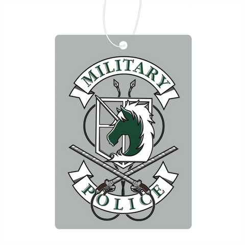 Attack on Titan Military Police Air Freshener