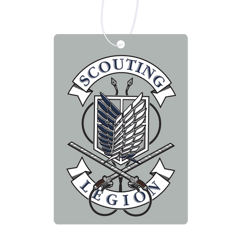Attack on Titan Scouting Legion Air Freshener
