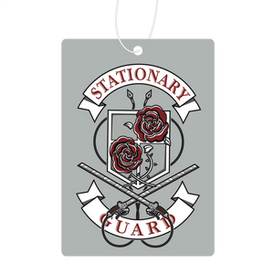 Attack on Titan Stationary Guard Air Freshener