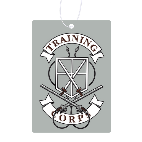 Attack on Titan Training Corps Air Freshener