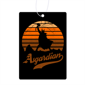 Asgardian Sunset Air Freshener