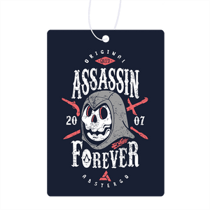 Assassin Forever Air Freshener