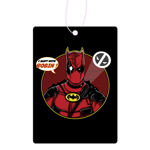 Bat Pool Air Freshener