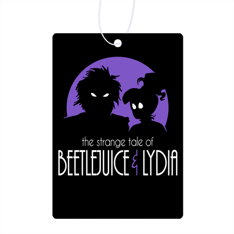 Beetle And Lydia Air Freshener