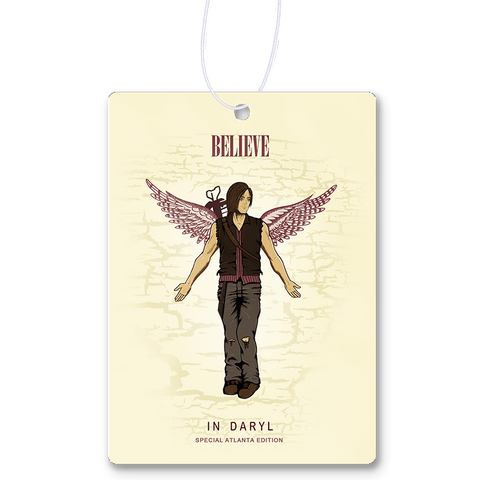 Believe In Daryl Air Freshener
