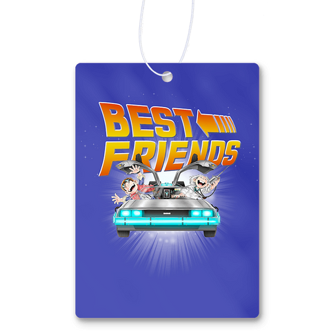 Best Friends Air Freshener