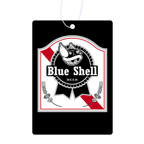 Blue Shell Air Freshener