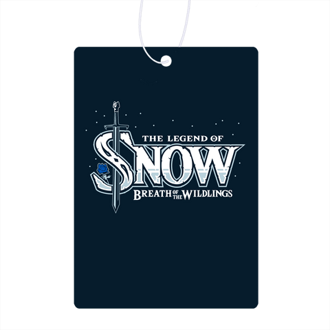 Breath Of The Wildlings Air Freshener