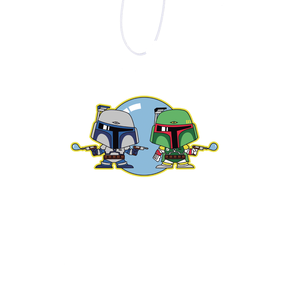 Bubble Fett Air Freshener