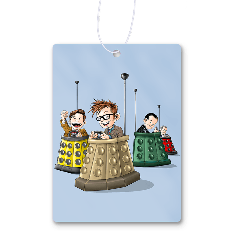 Bump The Doctor Air Freshener