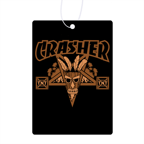 Crasher Air Freshener