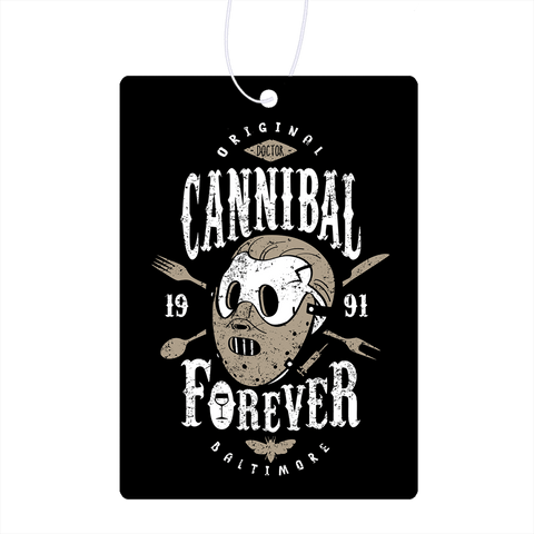 Cannibal Forever Air Freshener