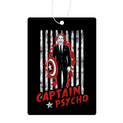Captain Psycho Air Freshener