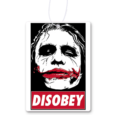 Chaos And Disobey Air Freshener
