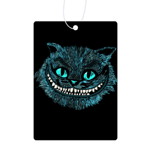 Cheshire Portrait Air Freshener