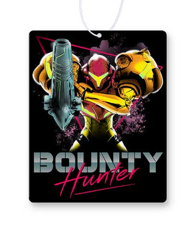 Classic Bounty Hunter Air Freshener