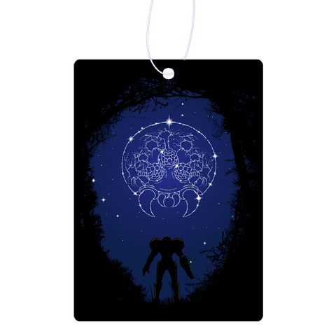 Constellation Metroid Air Freshener