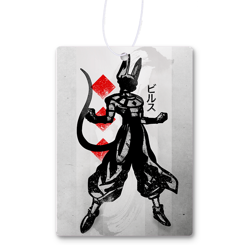 Crimson Beerus Air Freshener
