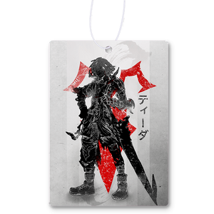 Crimson Hero Tidus  Air Freshener