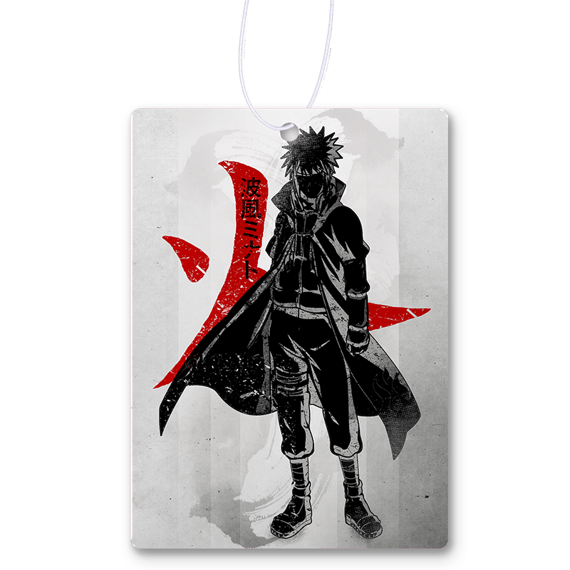 Crimson Hokage Air Freshener