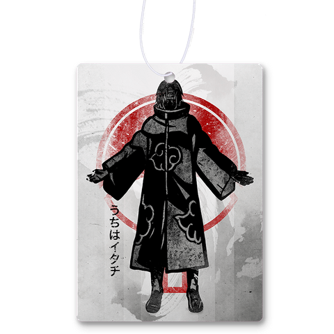 Crimson Itachi Air Freshener