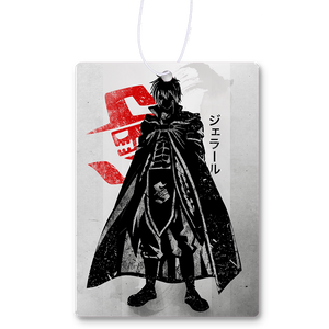 Crimson Jellal Air Freshener