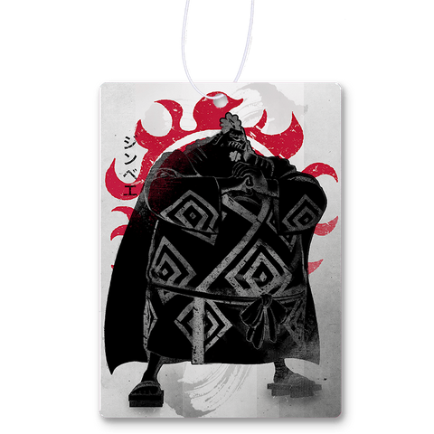 Crimson Jinbe Air Freshener