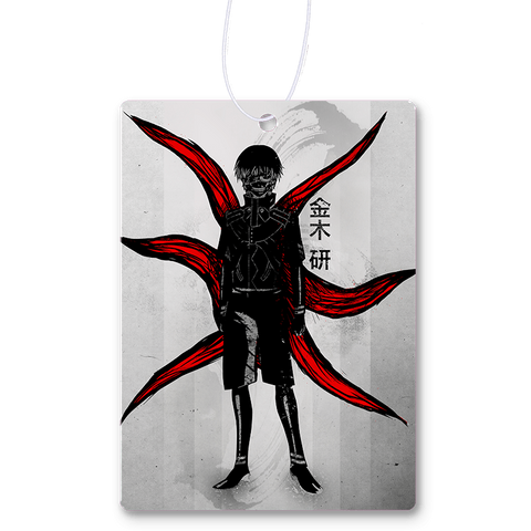 Crimson Ken Kun Air Freshener