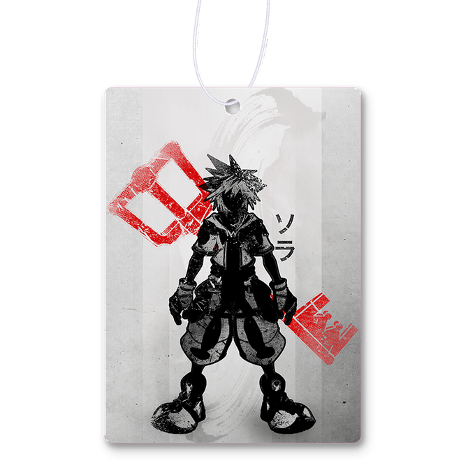 Kingdom Hearts Air Fresheners