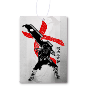 Crimson Mist Swordsman Air Freshener