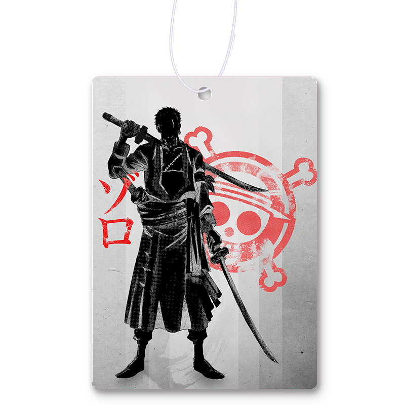 Crimson Pirate Hunter Air Freshener