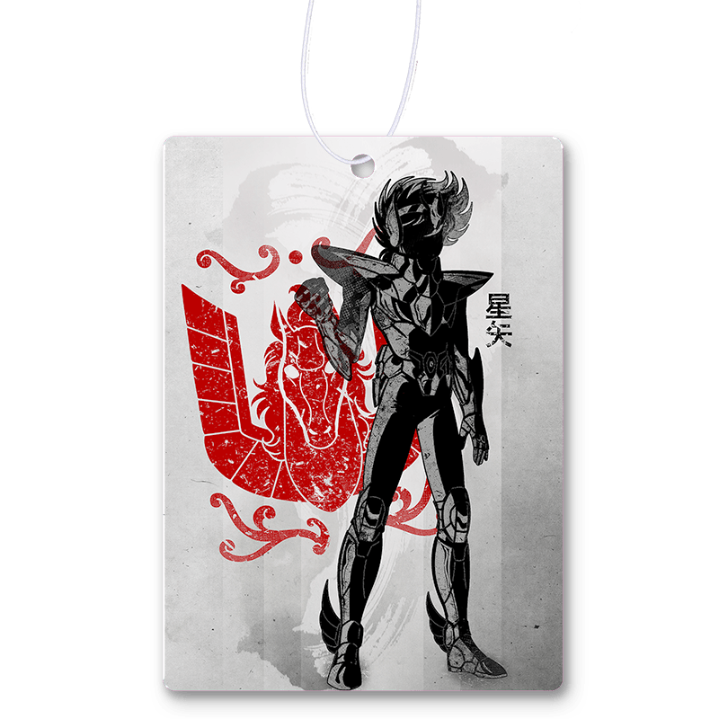 Crimson Saint Air Freshener
