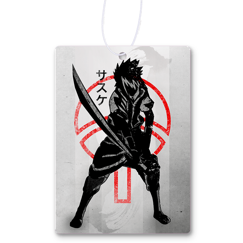 Crimson Sasuke Air Freshener