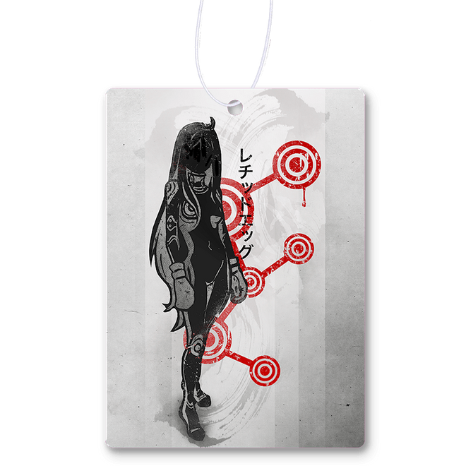 Deadman Wonderland Air Fresheners