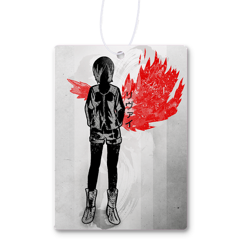 Crimson Touka Air Freshener