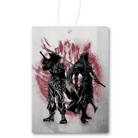 Crimson Born Enemies Air Freshener