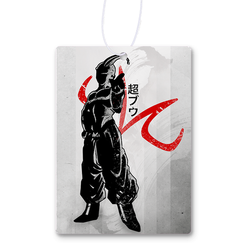 Crimson Buu Air Freshener