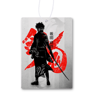 Crimson Hero Gintama Air Freshener