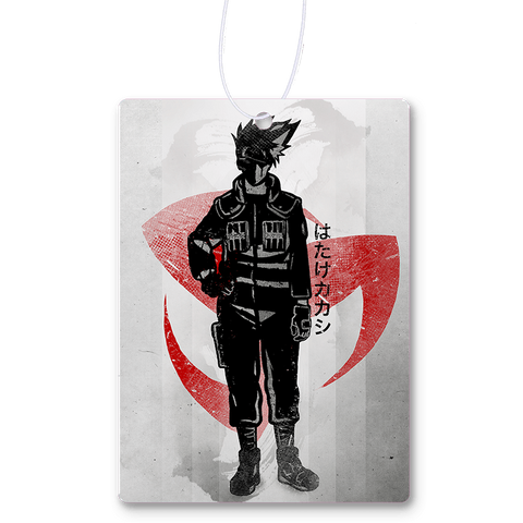 Crimson Kakashi Air Freshener
