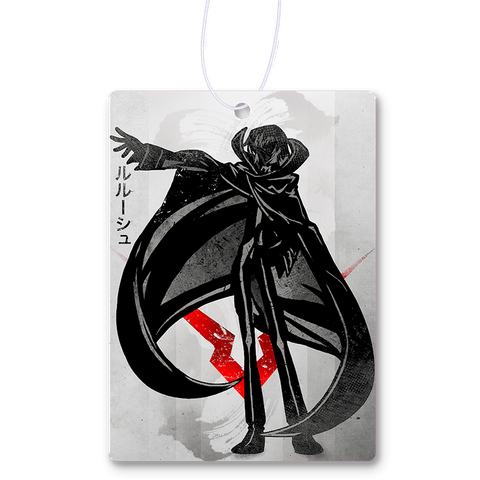 Crimson Lelouch Air Freshener