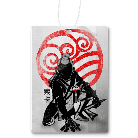 Crimson Tribe Air Freshener