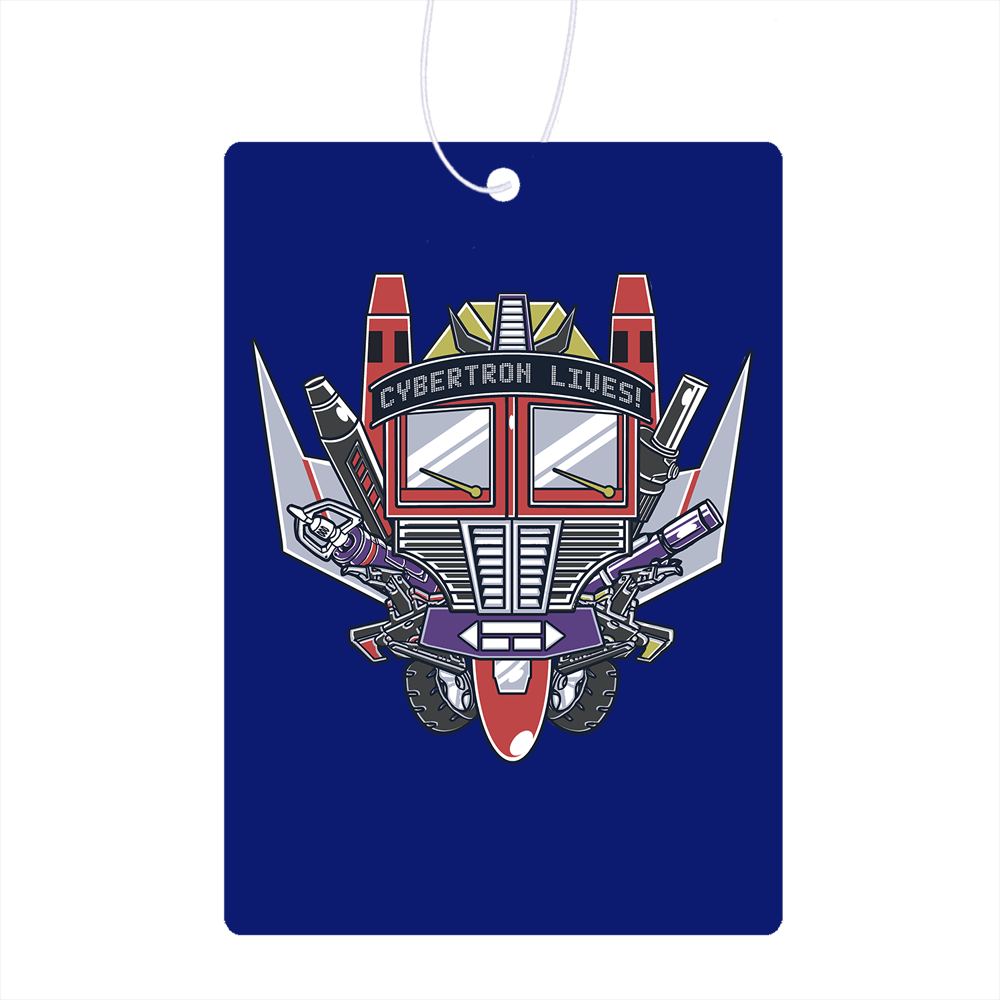 Cybertron Lives! Air Freshener